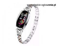 Smartwatch lux - Inteligentna bransoletka , piękny zegarek fitness